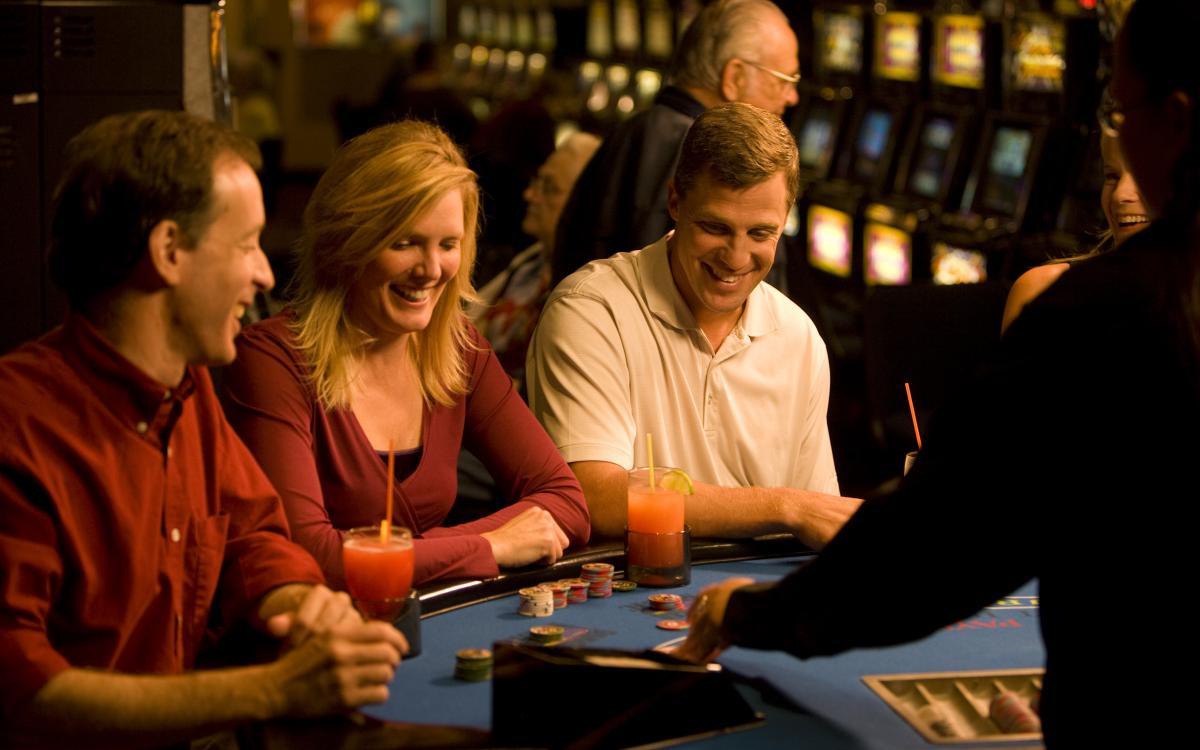 Playing Online Casino