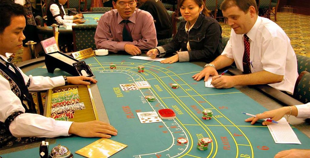 Becoming an expert in gambling