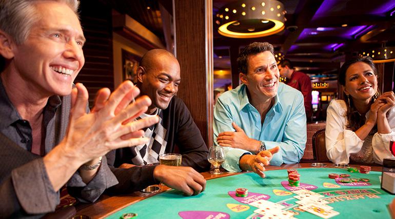 Playing at online slots