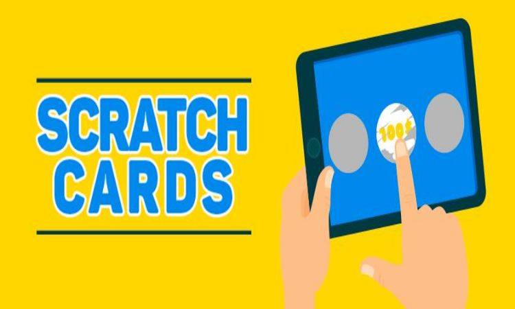 Scratch Cards Charm Online Gamers