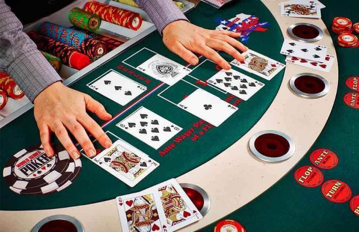 Most Popular Gambling Activities on the Internet
