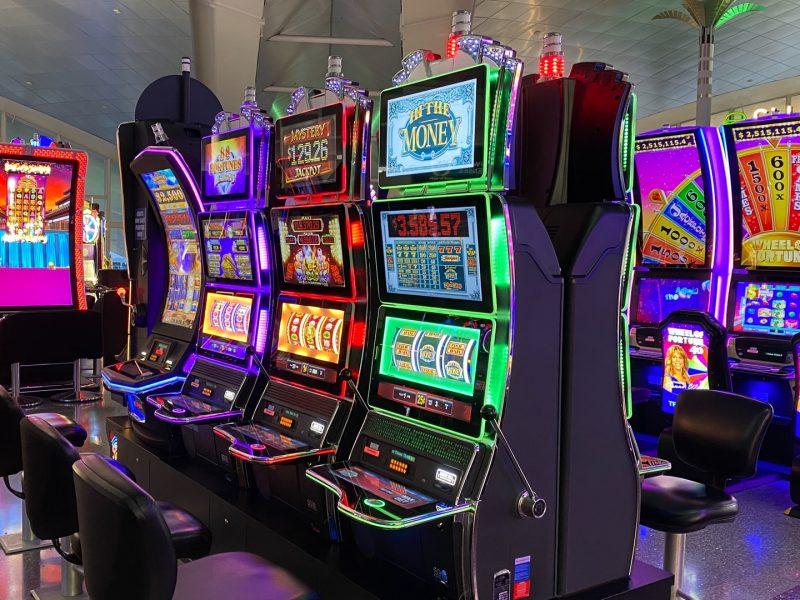 slot games 2021